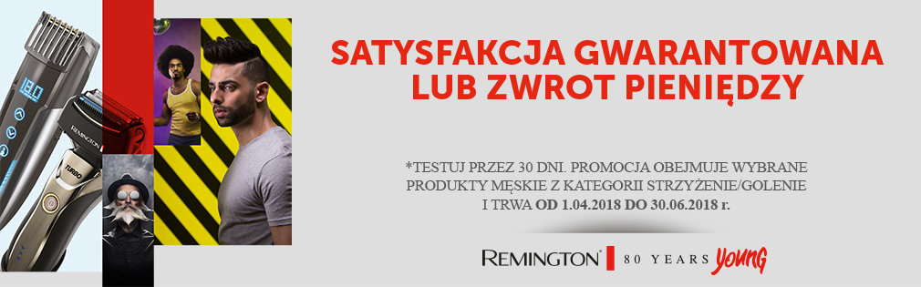 Remington dla domu