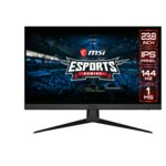 MSI Monitor Optix G242  23.8 cala FLAT/LED/FHD/NonT/144Hz/Czarny