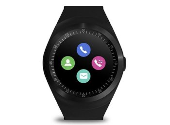 Media-Tech ROUND WATCH GSM ZEGAREK TYPU SMARTWATCH