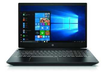 HP Inc. Notebook Pavilion Gaming 15-cx0000nw i5-8300H 256/8G/W10H/15,6/GTX 1050Ti 4UG25EA