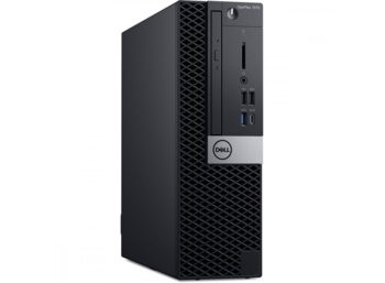 Dell Komputer Optiplex 7070 SFF W10Pro i5-9500/8GB/256GB SSD/Intel UHD 630/DVD RW/KB216 & MS116/3Y BWOS