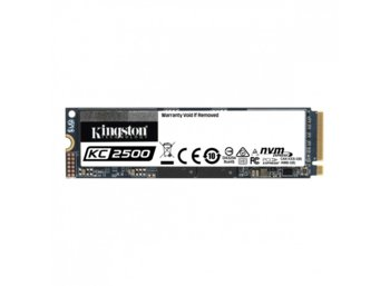 Kingston Dysk SSD SKC2500 250GB M.2 2280 NVMe 3500/1200 MB/s