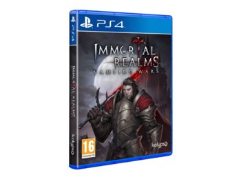 KOCH Gra PS4 Immortal Realms Vampire Wars