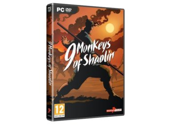KOCH Gra PC 9 Monkeys of Shaolin