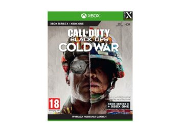 Cenega Gra XOne Call of Duty Balck OPS Cold War