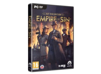 KOCH Gra PC Empire of Sin Day One Edition