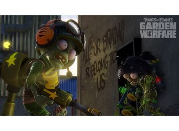 EA Plants vs. Zombies Garden Warfare PS4 ENG