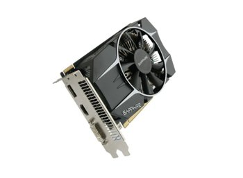 Sapphire Technology Radeon R7 260X 2GB DDR5 128BIT DVI/HDMI/DP BOX