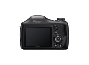 Sony Cyber-shot DSC-H300 black