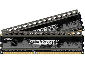 Crucial DDR3 Ballistix Tactical 8GB/1866 (2*4GB) LED BLUE CL9