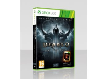 Blizzard Diablo 3 Ultimate Evil Edition Xbox PL