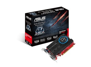 Asus Radeon R7 240 1GB DDR3 64BIT PCI-E DVI/HDMI BOX