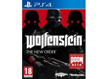 Cenega Wolfenstein: The New Order PS4 ENG