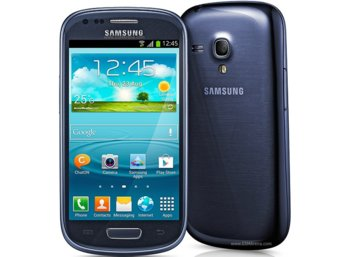 Samsung I8200 BLUE Galaxy S3 Mini VE