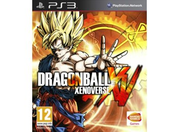 Cenega Dragon Ball: Xenoverse PS3