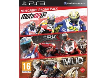CD Projekt Motorbike Racing Pack PS3 ENG