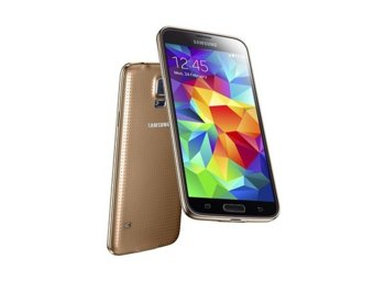 Samsung GALAXY S5 mini G800H WHITE GOLD DS