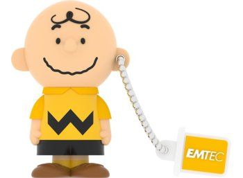 Emtec Pendrive 8GB Charlie Brown Peanuts PN101