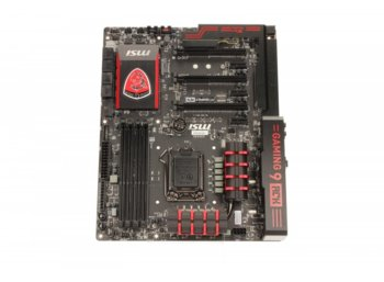 MSI Z97 GAMING 9 ACK  s1150 Z97 4DDR3 USB3 ATX
