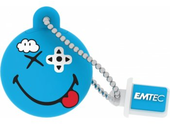 Emtec Pendrive 8GB Smilley World Game Geek SW104