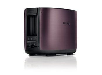 Philips Toster 950W metaliczny fiolet         HD2628/90