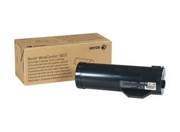 Xerox Toner BLACK  25.9k do WorkCentre 3655