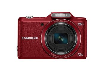 Samsung Smart WB50F red