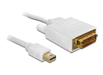 Delock Kabel Displayport Mini(M)->DVI-I(M)(24+1) 1m