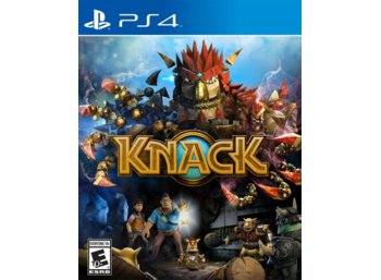 Sony GRA PS4 - Knack PS719280774