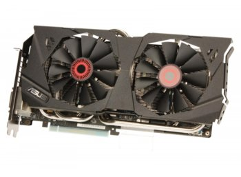 Asus GeForce CUDA GTX980 STRIX 4GB DDR5 256BIT DVI/HDMI/3DP BOX