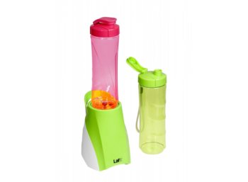 Lafe Blender Take away BBP-001 z dwoma bidonami