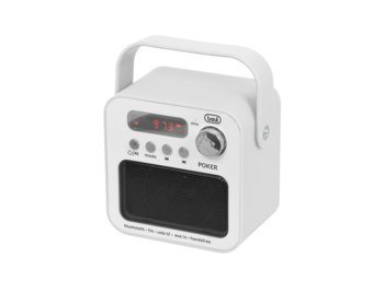 Trevi RADIO DR 750 BT MP3 USB BLUETOOTH BIAŁY
