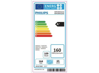 Philips 65'' LED 65PUS6412/12