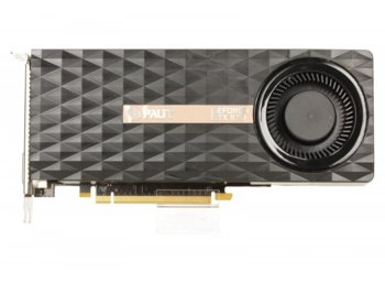 Palit GeForce CUDA GTX970 4GB DDR5 256Bit DVI/mHDMI/3mDP BOX