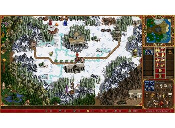 UbiSoft Heroes of Might & Magic III - HD Edition PC