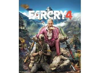 UbiSoft Far Cry 4 PC