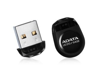 Adata Dashdrive Durable UD310 64GB USB2.0 Black