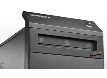 Lenovo ThinkCentre M83 TWR 10BE0015PB Win7Pro & Win8.1Pro i5-4460/4GB/500GB/Integrated/DVD/3 Years OnSite