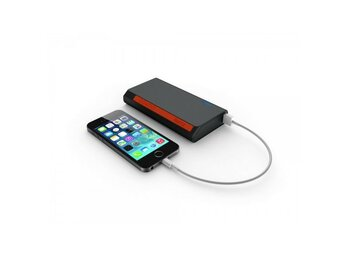 iBattz PowerBank - Optimus 20400 mAh 2xUSB (1x2.1A) Panasonic + Kabel Lightning